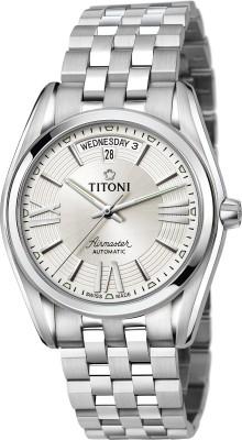 Titoni 93909 S-342  Analog Watch For Men