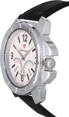 Swiss Grand SG1020 Grand Analog Watch   For Men Swiss Grand Wrist Watches