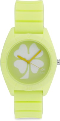 Kool Kidz DMK-020-YL 01  Analog Watch For Girls