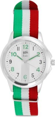 Kool kidz DMK-017-GR 01  Analog Watch For Boys