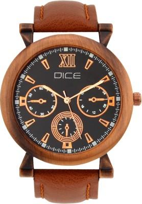 DICE DNMC-B129-4917 Dynamic C Analog Watch For Men