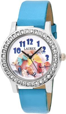 Laurex LX-131  Analog Watch For Girls