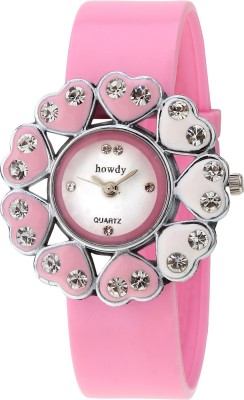 Howdy SS332  Analog Watch For Girls