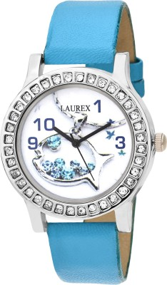 Laurex LX-137  Analog Watch For Girls