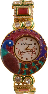 Sanaya SW131  Analog Watch For Girls