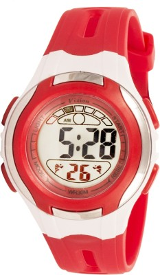 Vizion 8545071-6RED Sports Series Digital Watch For Boys