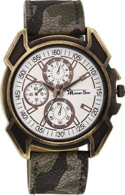 Roman Star RS0 Watch  - For Men