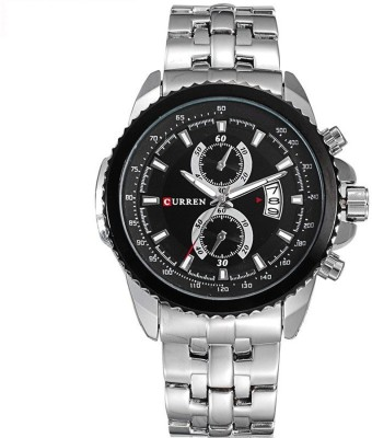 Curren Decker Analog Watch   For Men Curren Wrist Watches