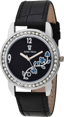 Swiss Trend ST2189 Naive Analog Watch For Girls