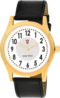 Swiss Trend ST2182 Dubliner Analog Watch For Girls
