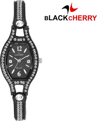 Black Cherry 927 Watch  - For Girls