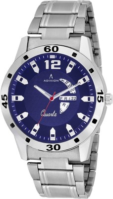 ADIXION 9519SMD4 Day and Date Stainless Steel Bracelet Watch Watch  - For Men