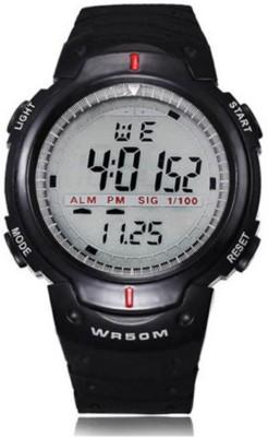 Crude RG439  Digital Watch For Unisex