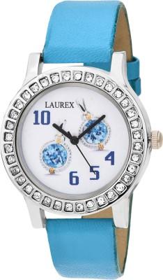 Laurex LX-135  Analog Watch For Girls