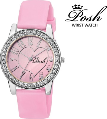 Posh MMP3  Analog Watch For Girls