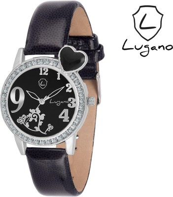Lugano DE2008 Boutique Collection Analog Watch  - For Women