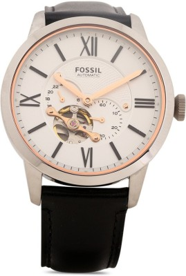 Fossil ME3104 Automatics Analog Watch - For Men