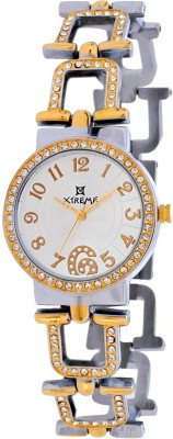 Xtreme XTL8801WT Elegance Analog Watch For Girls