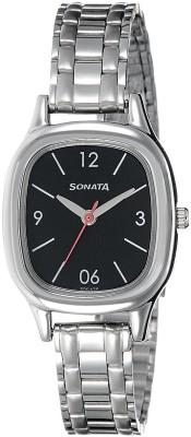 Sonata 8060SM02  Analog Watch For Girls