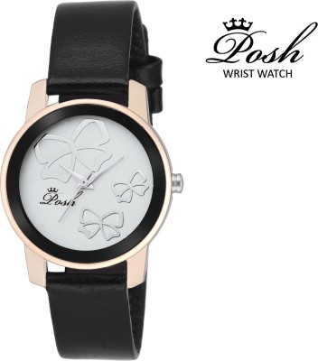 Posh PST006P  Analog Watch For Girls