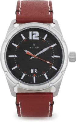 Titan 1699SL01 Analog Watch  - For Men at flipkart