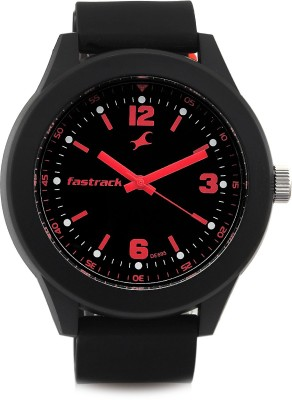 Fastrack NG38003PP05C Tees Watch  - For Men & Women