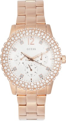 Guess W0335L3  Analog Watch For Women