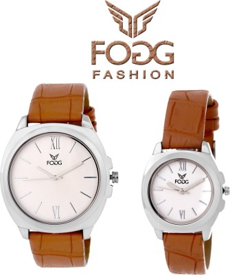 Fogg 5029-BR  Analog Watch For Unisex