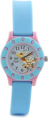 Q&Q VQ13-006  Analog Watch For Kids