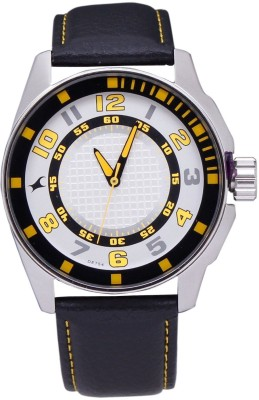 Fastrack NG3089SL11 Analog Watch   For Men Fastrack Wrist Watches