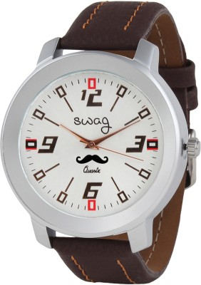 SWAG Analog Watch   For Men
