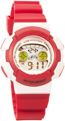 Telesonic T8540B Vizion Series Digital Watch For Boys