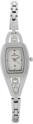 Maxima 15420BMLI Swarovski Watch  - For Women