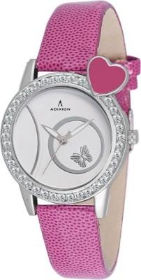 ADIXION 9408SL06  Analog Watch For Girls