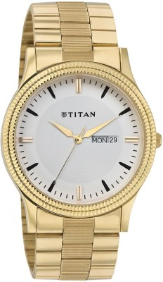 Titan NH1650YM03 Karishma Analog Watch  - For Men