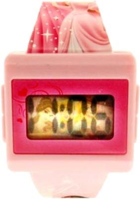 Disney PSSQ798-01C Princess Digital Watch For Kids