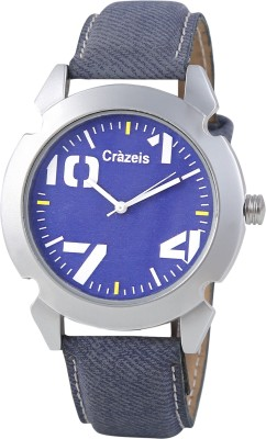 Crazeis WT-MD28BL  Analog-Digital Watch For Boys