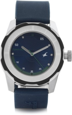 Fastrack NG3099SP05C Sports Analog Watch   For Men Fastrack Wrist Watches