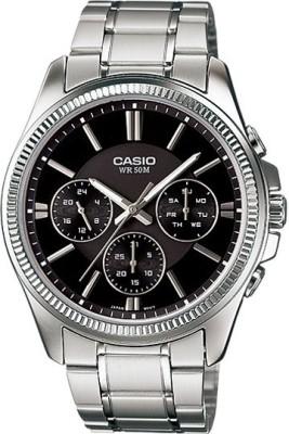 Casio A836 Enticer Analog Watch