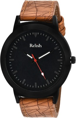 Relish RE-013BT Black Watch  - For Men