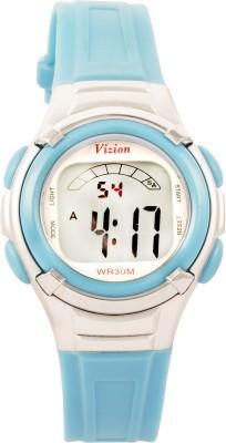 Vizion 8523-8BLUE Sports Series Digital Watch For Boys