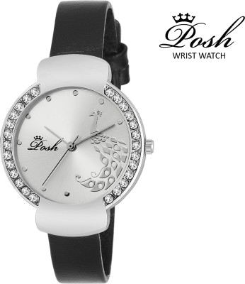 Posh PST208P  Analog Watch For Girls