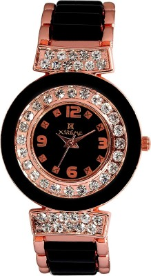 Xtreme XTLC8809BK Elegance Analog Watch For Girls