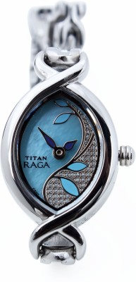 Titan NB2251SM01 silver Raga Women's Watch