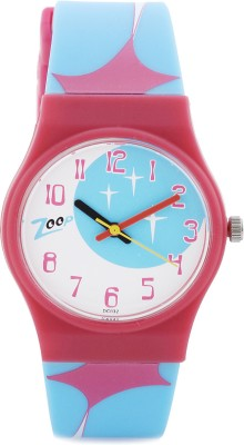 Zoop 3028PP09  Analog Watch For Kids