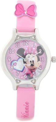 Disney 98212  Analog Watch For Girls