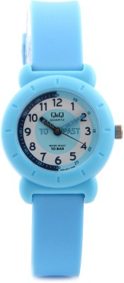 Q&Q VP81J011Y  Analog Watch For Girls