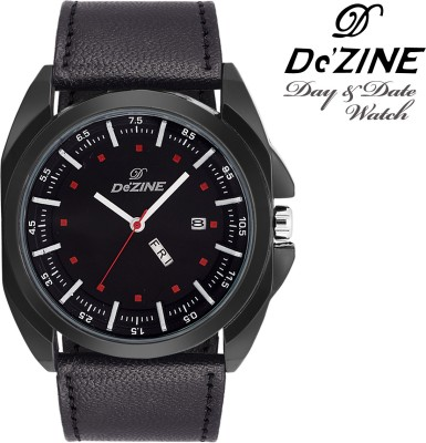 Dezine GR421-BLK  Analog Watch For Boys