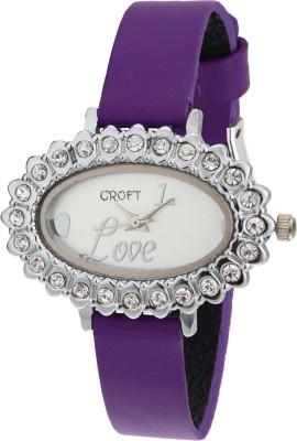 Croft 031  Analog Watch For Girls