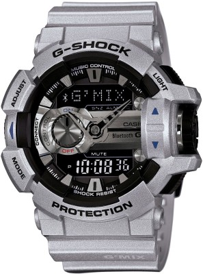 Image of Casio GBA-400-8B G-Shock Watch - For Men